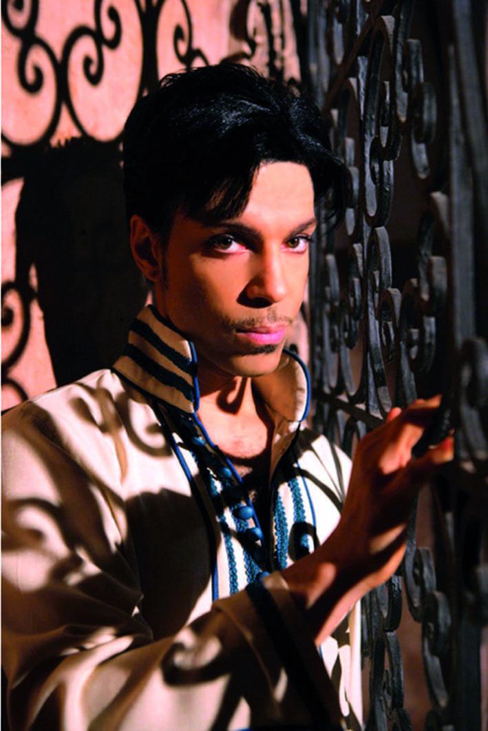 Un clip de Prince tourné à Marrakech
