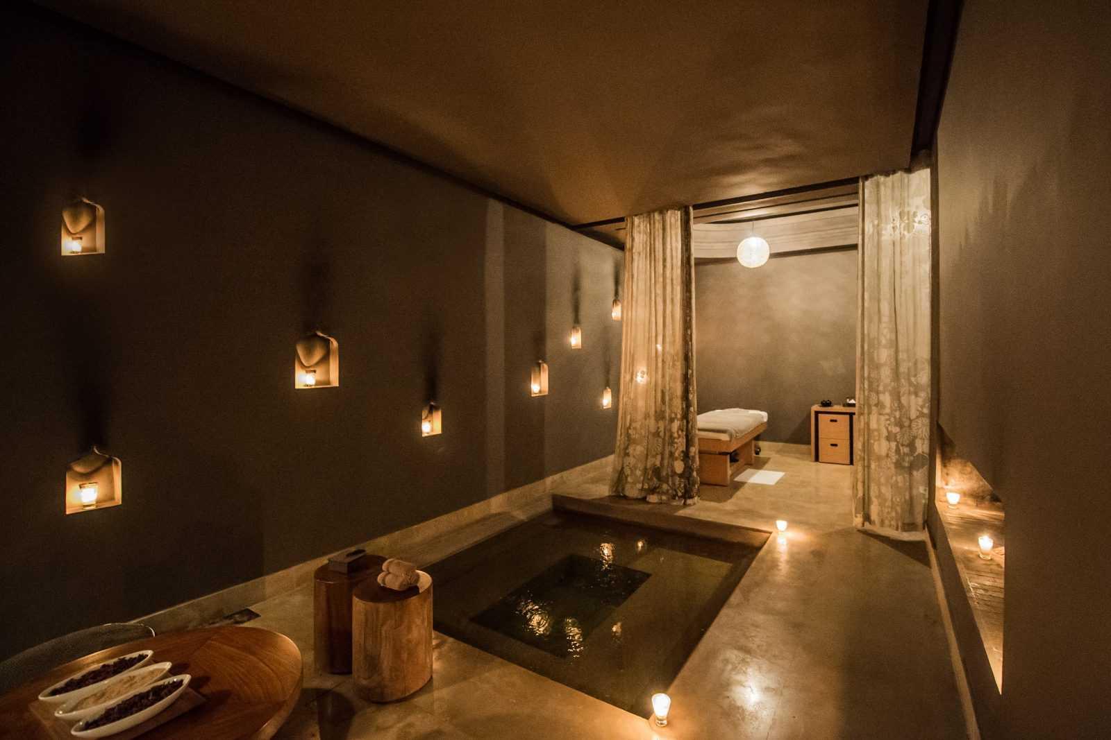 Le spa du Namaskar, parenthèse pour les sens