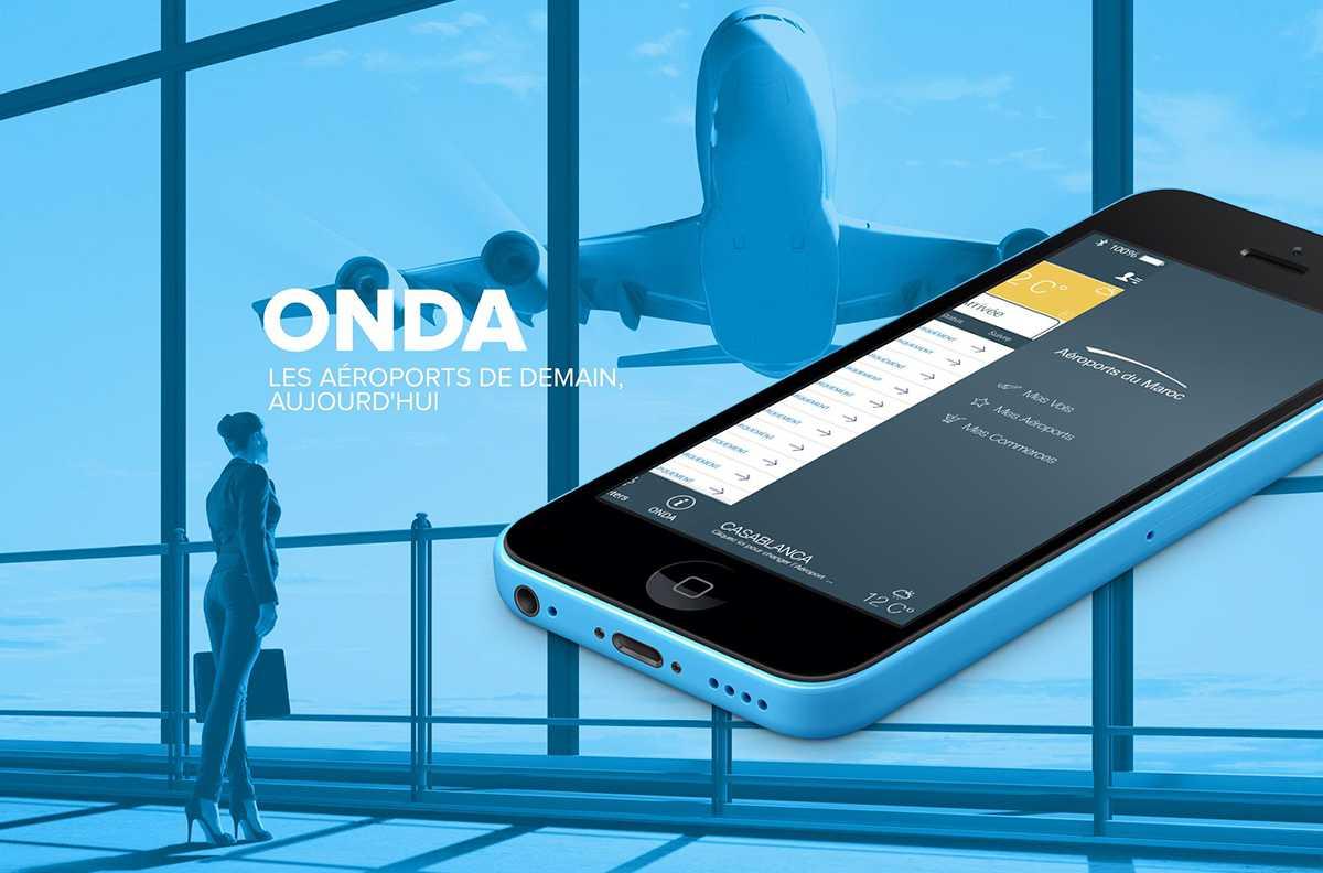 «Maroc Aéroport», la nouvelle application de l'ONDA