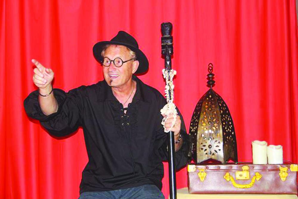 Légendes et contes traditionnels du monde avec Cantin Le Voyageur