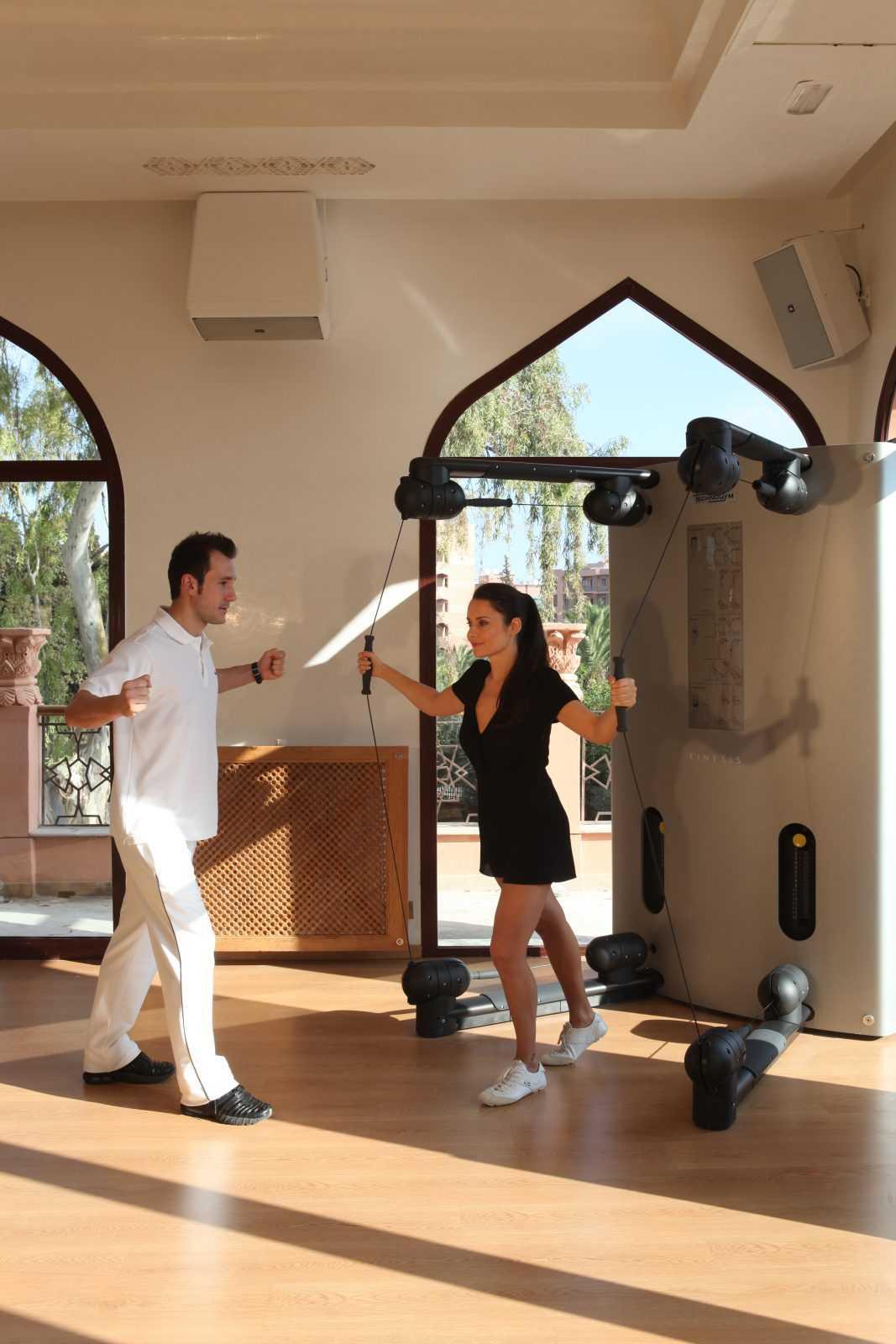 Massage sous affusion et coaching sur-mesure au Es Saadi