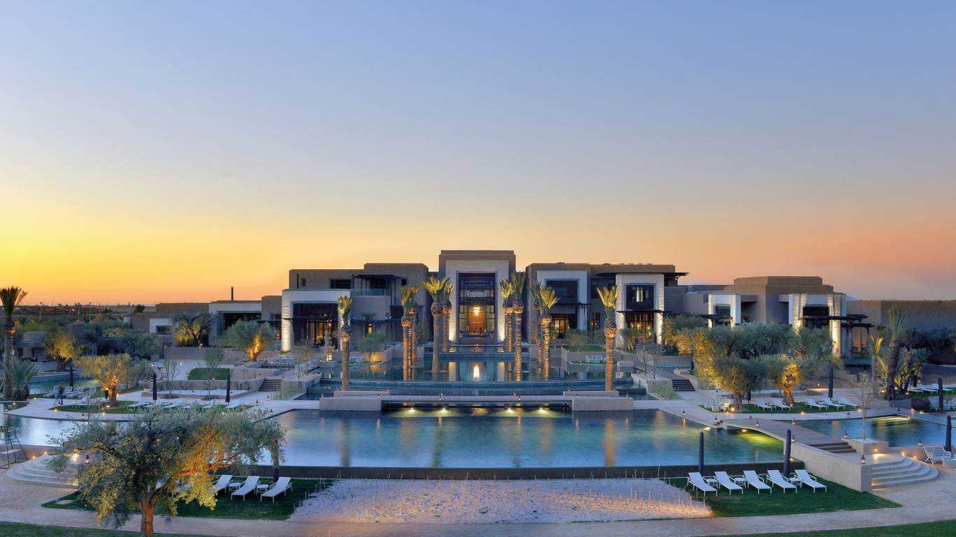 Fairmont Royal Palm : Club House 5 étoiles et double récompense