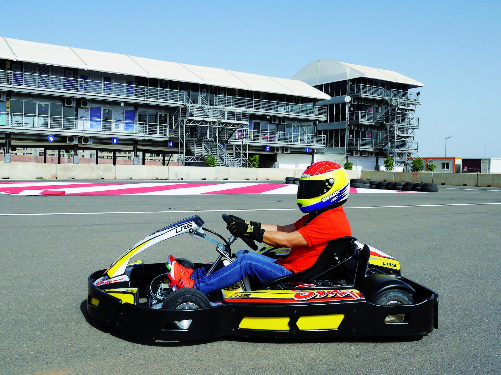 Le Kart, un loisir, une passion…