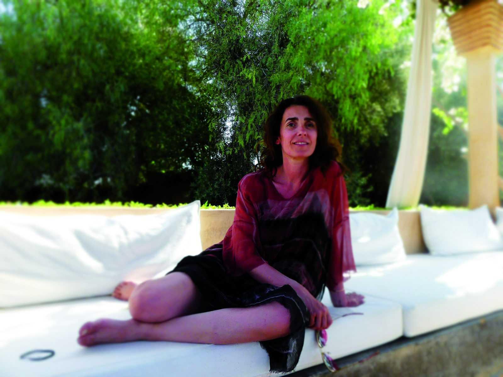 Mademoiselle Agnès sous le soleil de Marrakech
