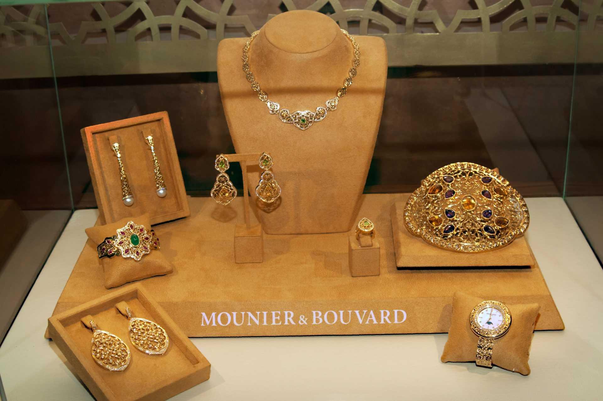 Des bijoux ultra glamour signés Mounier & Bouvard