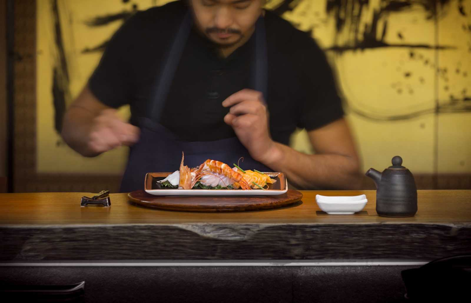 Table japonaise et séjour de rêve à l'Amanjena