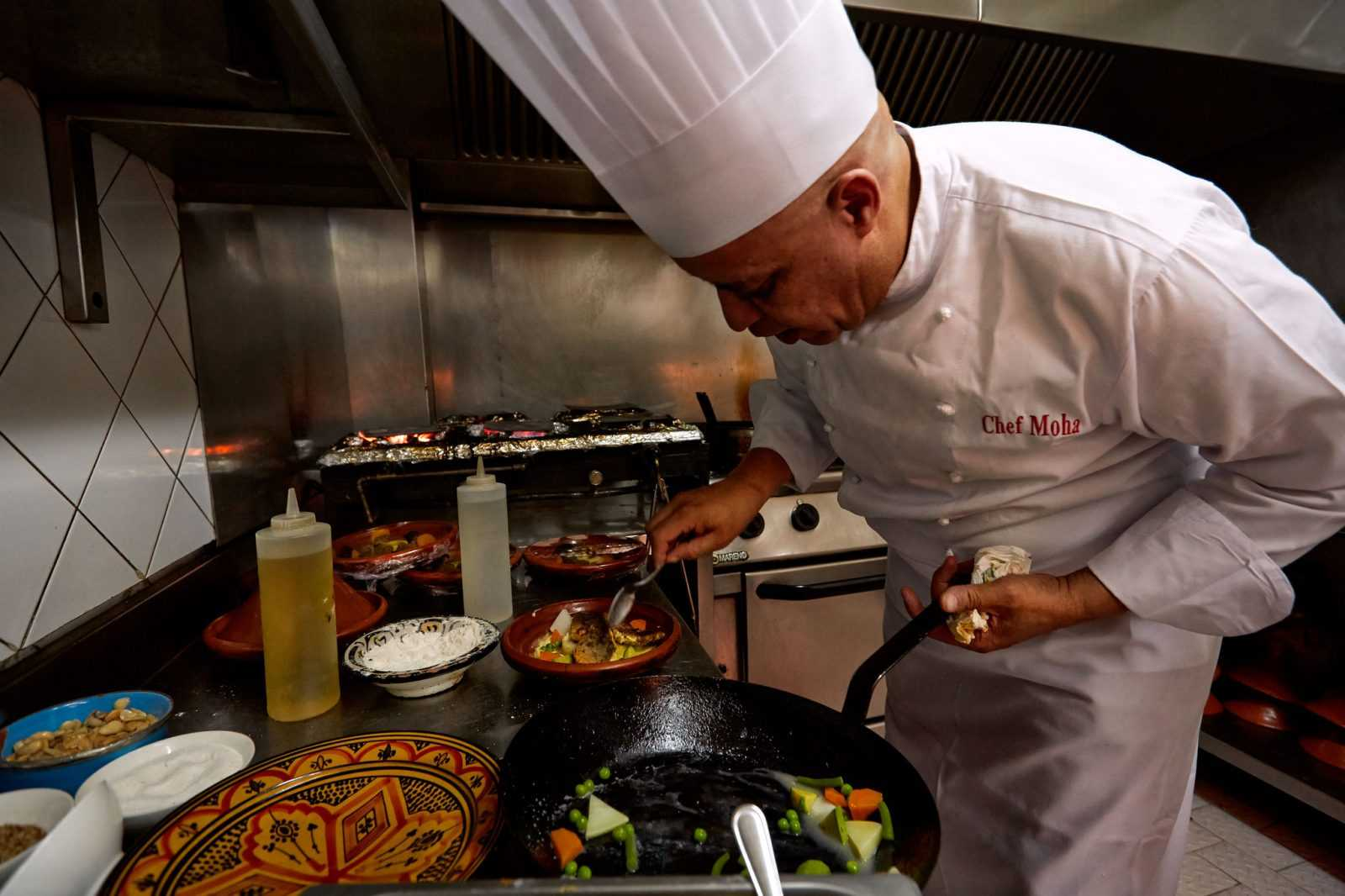 Chef Moha : une rentrée culinaire trépidante