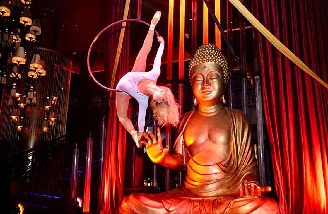 Buddha Bar Marrakech, que la fête continue…