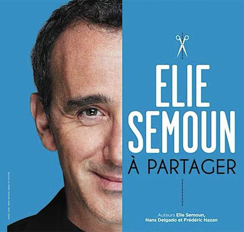 Elie Semoun joue à Marrakech
