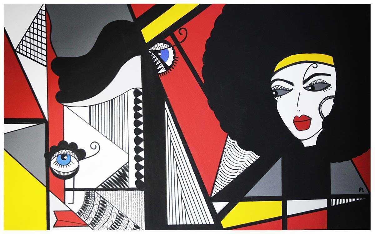 Patricia Lenfant, une artiste atypique