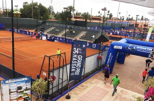 Les stars du tennis sont à Marrakech