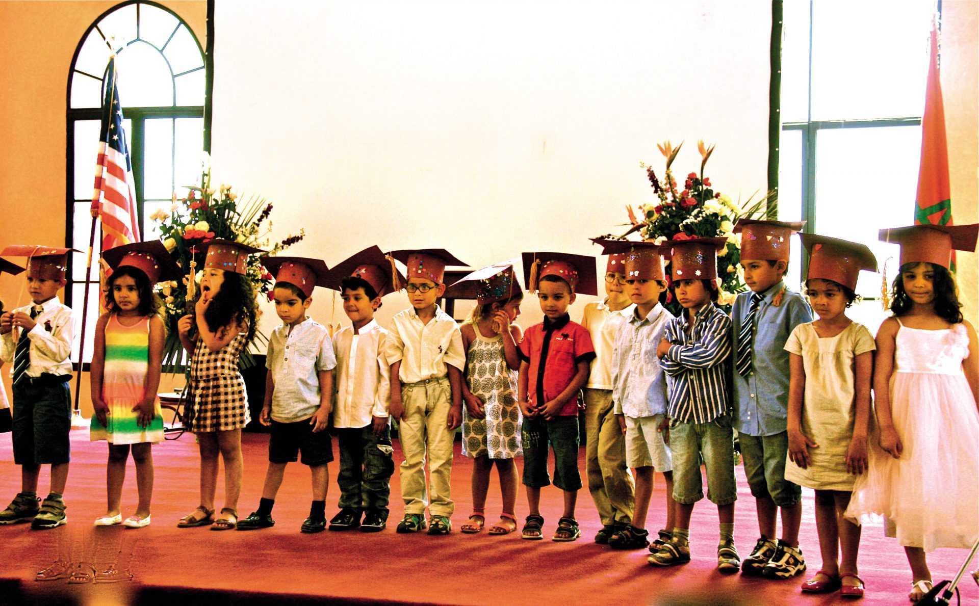 Le projet éducatif de l'École Américaine de Marrakech