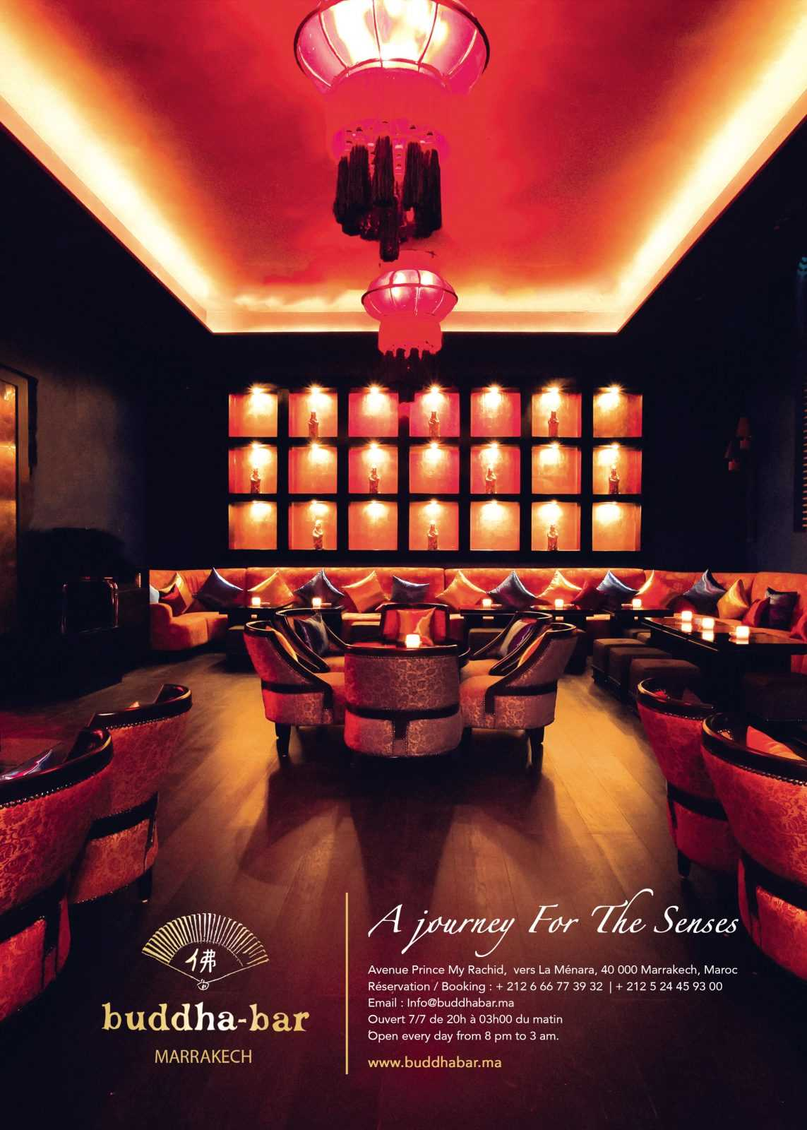 LE BUDDHA BAR: The place to be