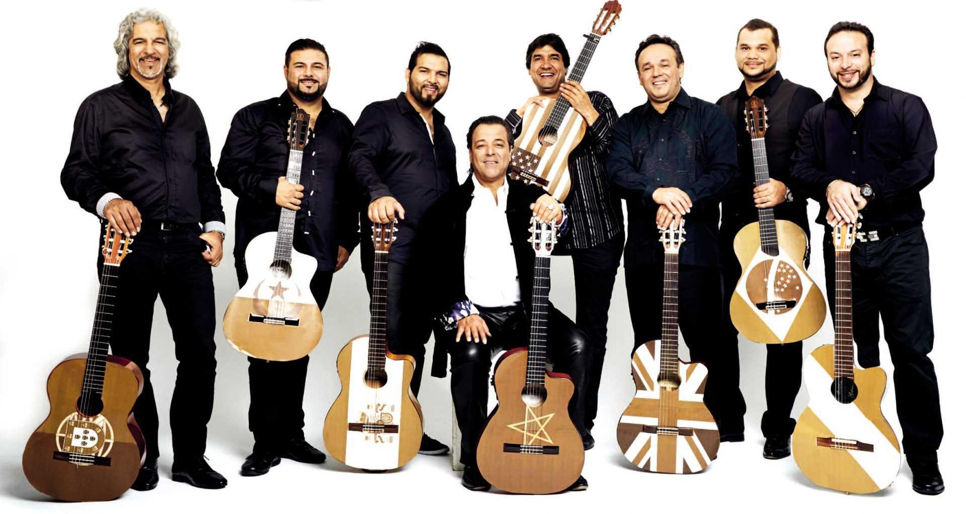 Chico & The Gypsies au palais Selman en mai