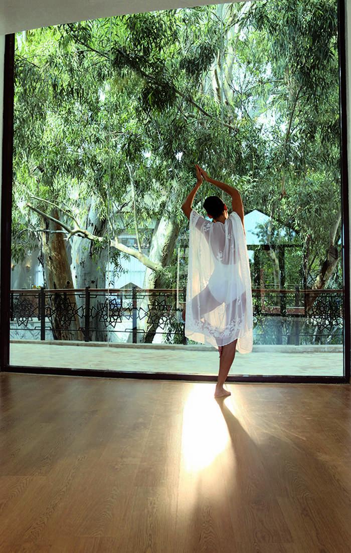 Retraite yoga au Es Saadi