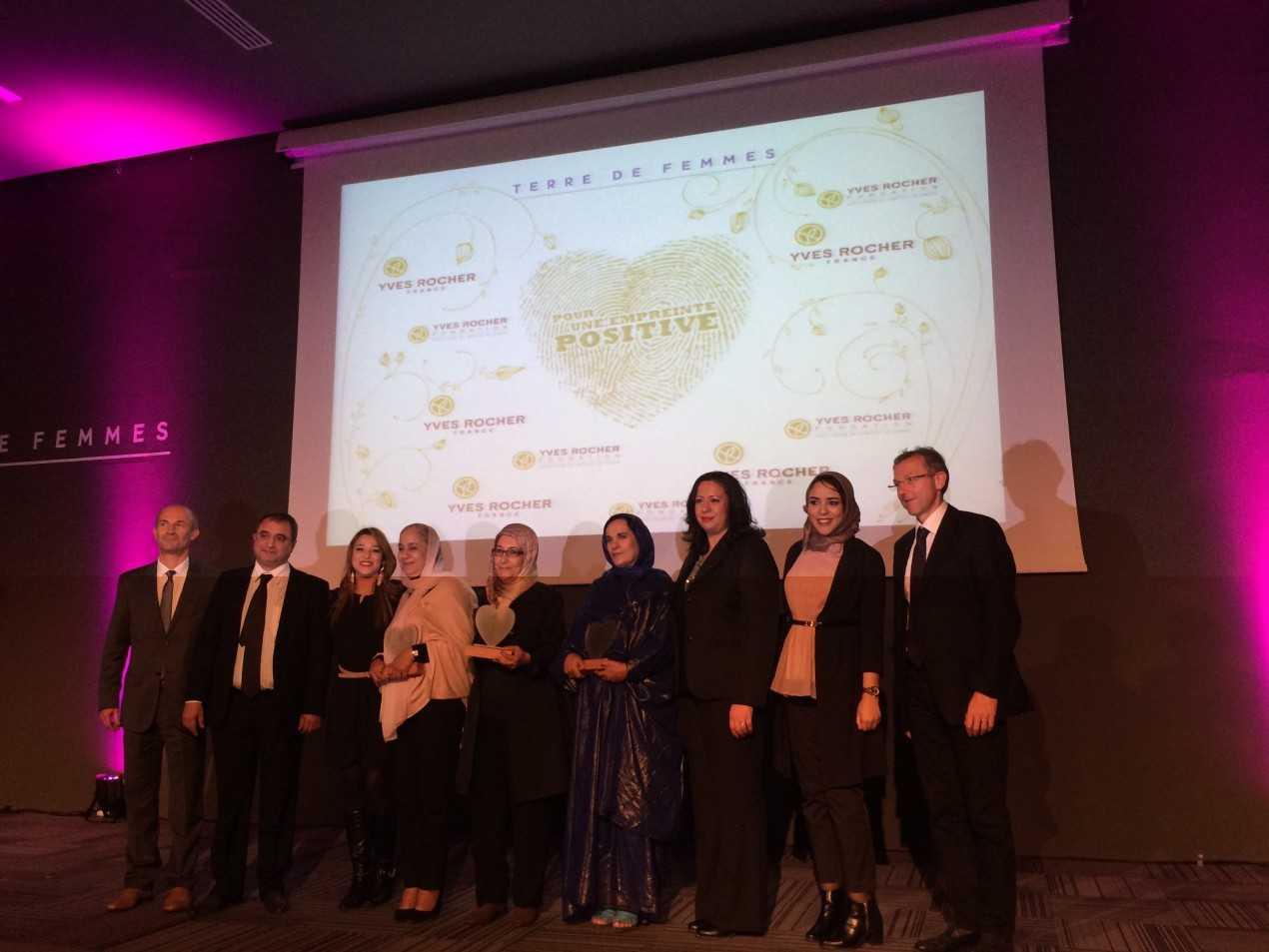 Bravo à trois Marocaines, lauréates du Prix « Terre de femmes »