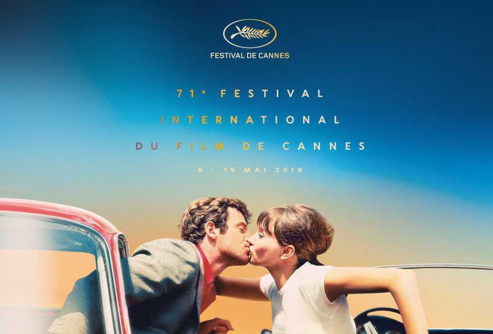La cérémonie d'ouverture du 71è Festival de Cannes le mardi 8 mai à 18h,à l'Institut Français de Marrakech