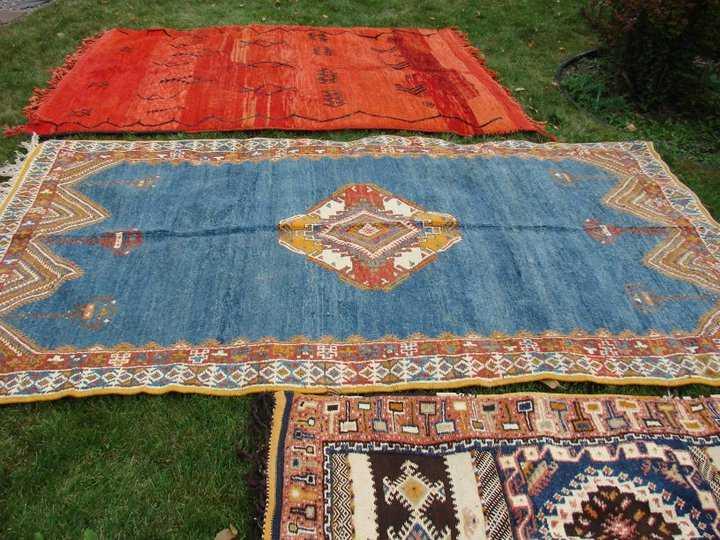 Qui n'a pas rêvé d'un joli tapis douillet en ces temps frisquets ?