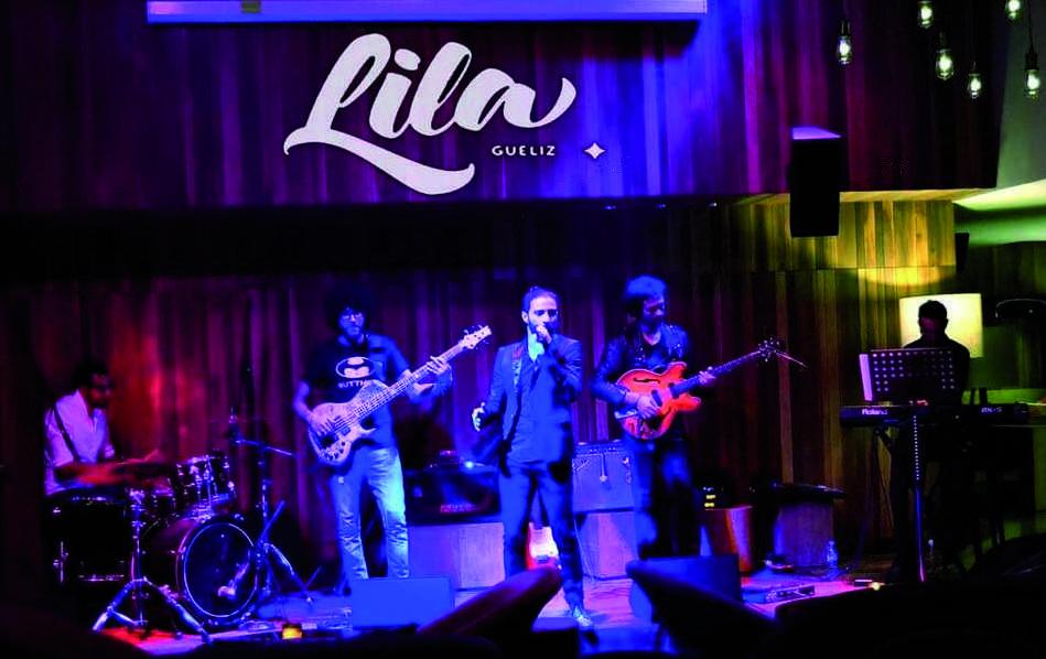 Live band et DJ au Lila du Radisson Blu