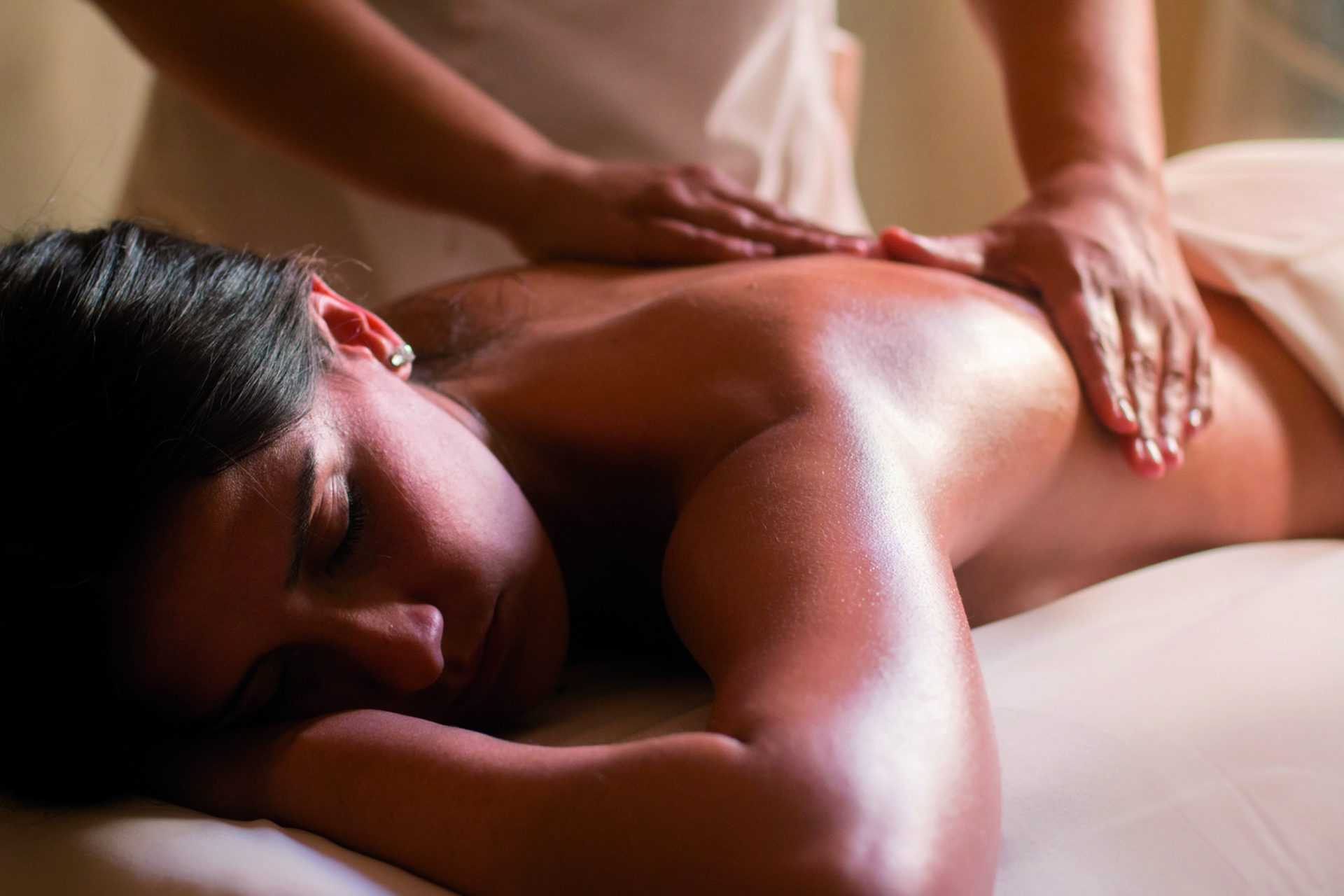 MASSAGE BALINAIS AU FOUR SEASONS