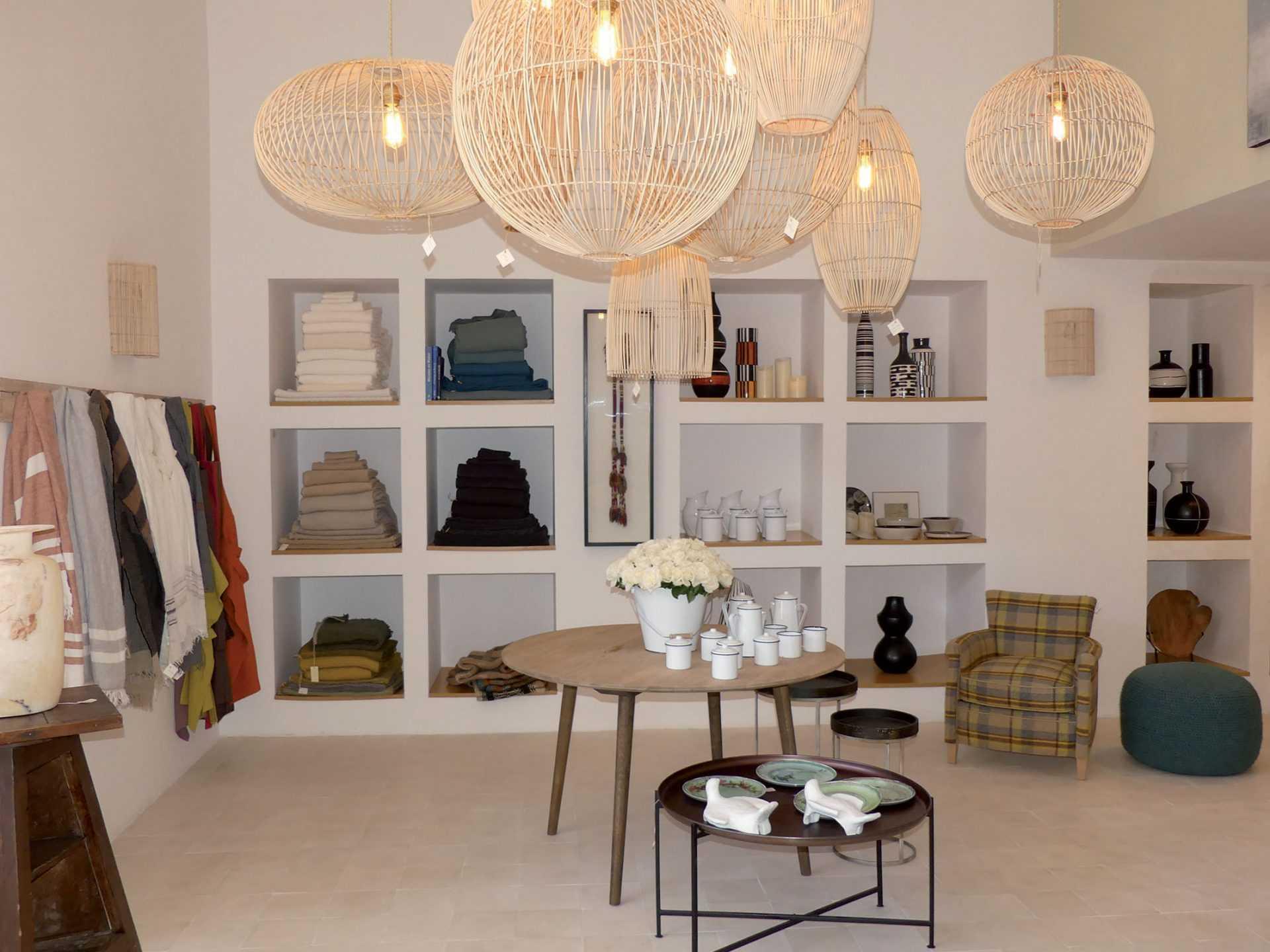 CORINNE BENSIMON : Nouveau showroom à Majorelle