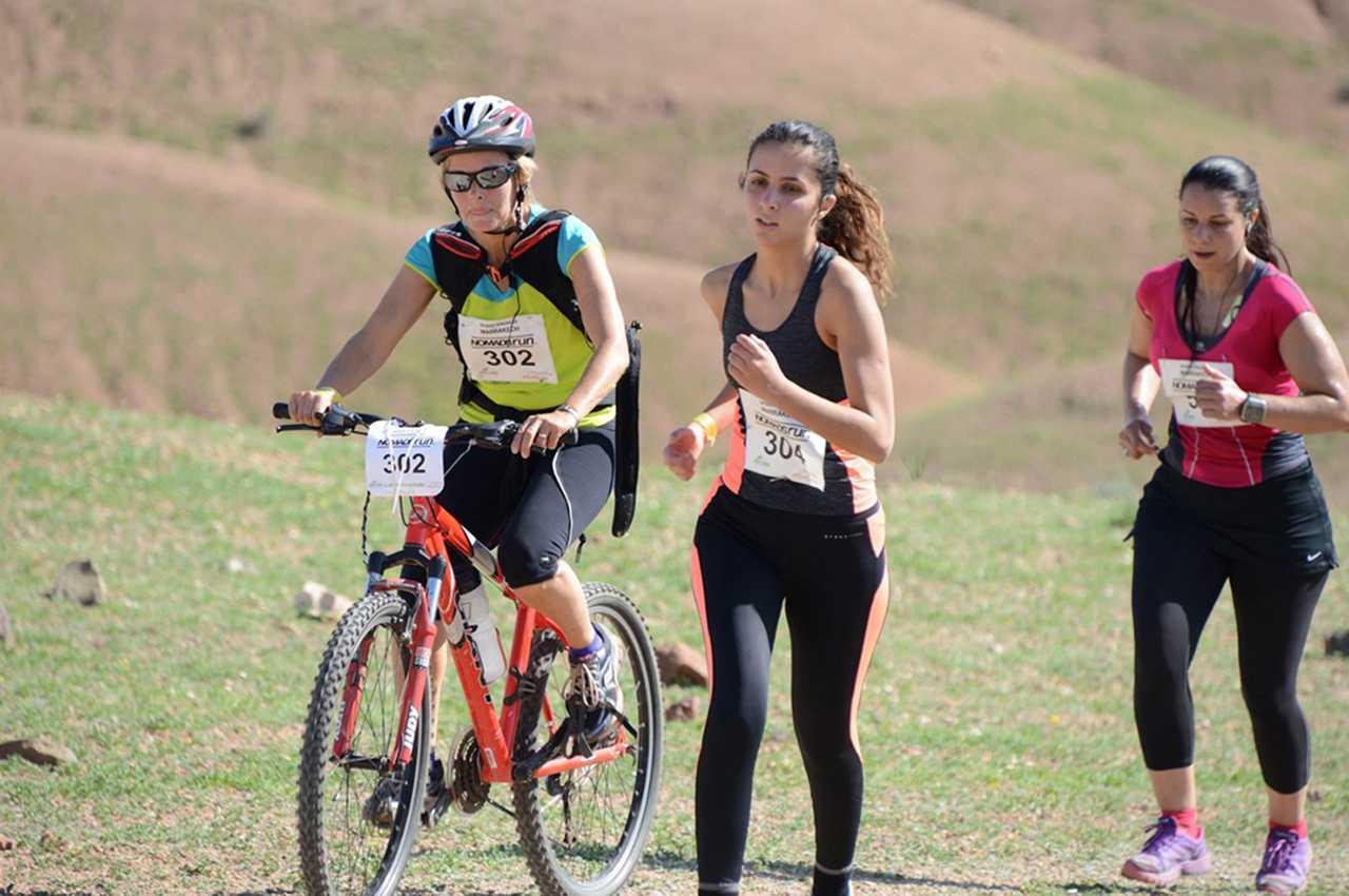 6è édition de la course solidaire Nomad's Run
