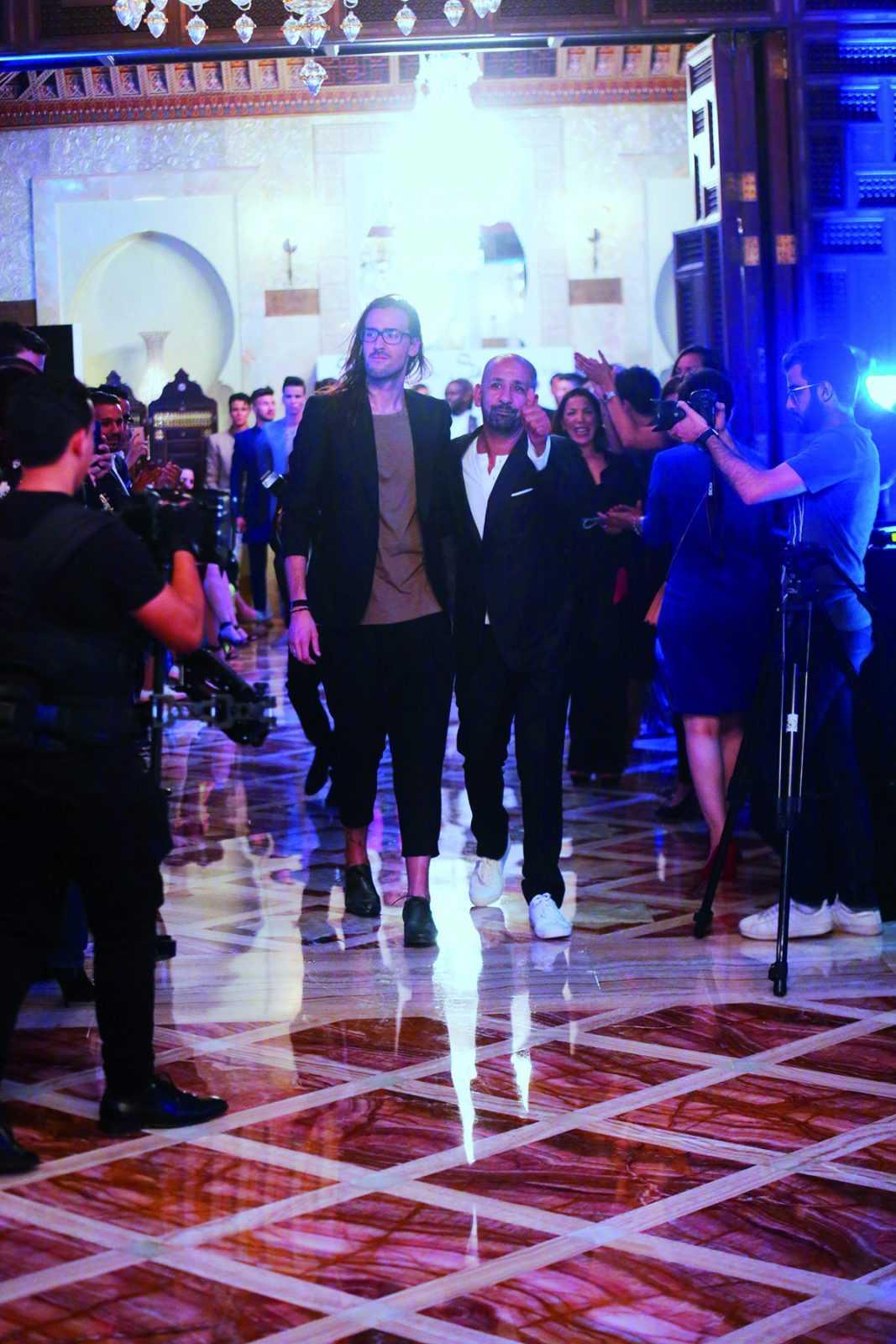 Le Gentlemen style selon Sidi Marrakech Tailoring