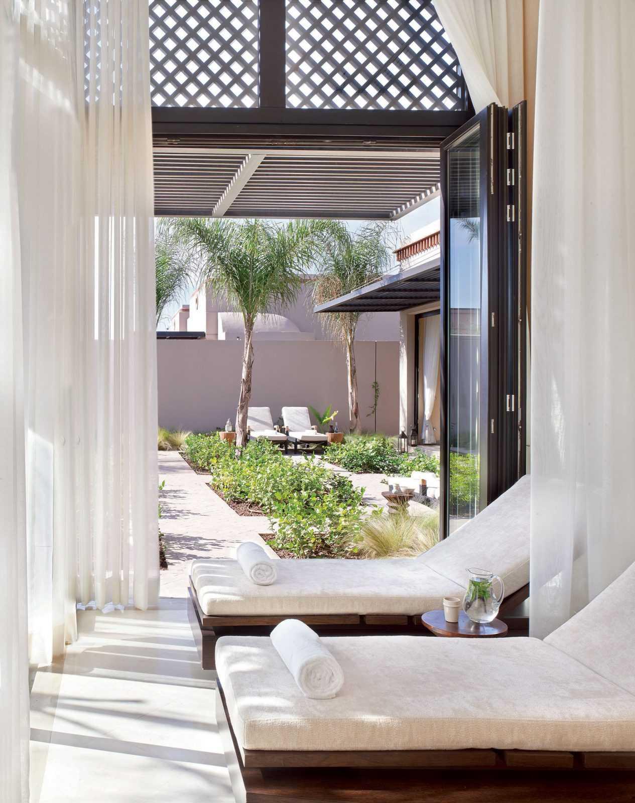 Luxe, calme et bien-être au spa du Four Seasons