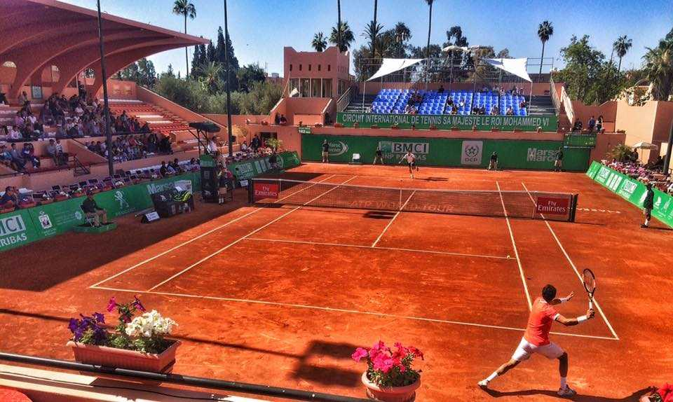 LE ROYAL TENNIS CLUB SE MODERNISE