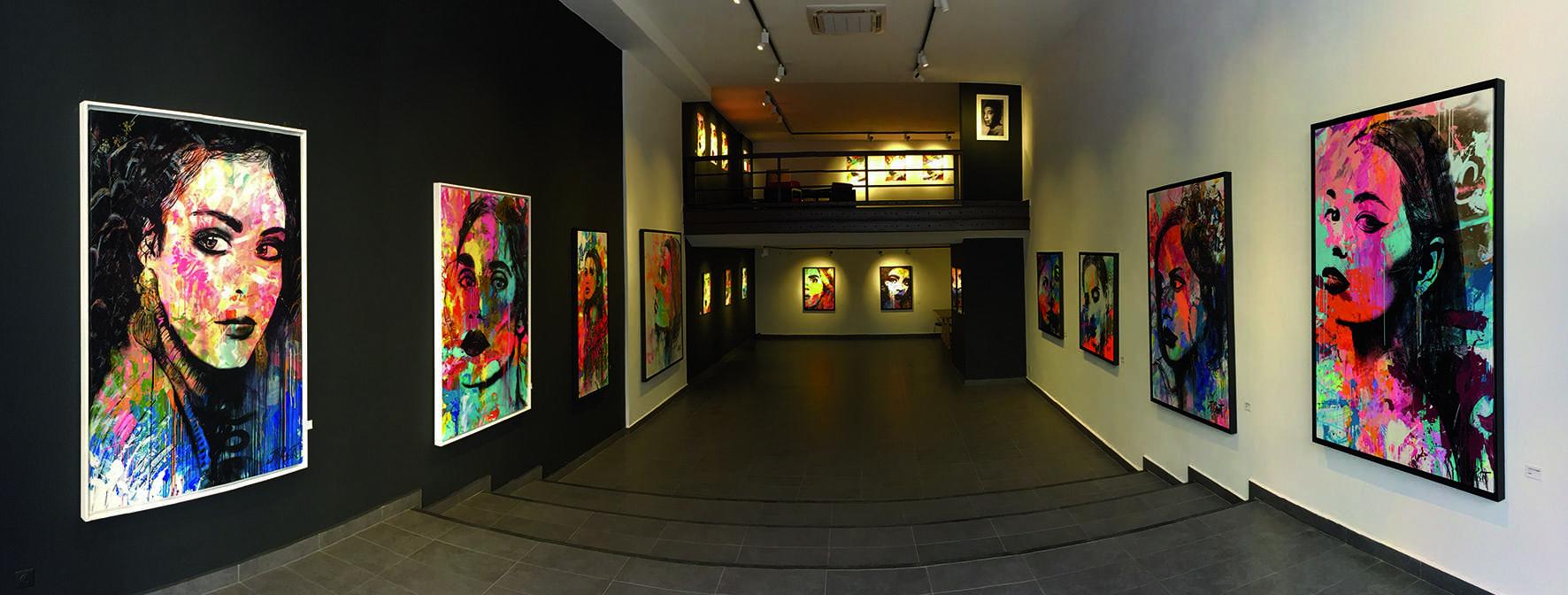 Wall Street Gallery, un nouveau lieu du Street Art à Marrakech