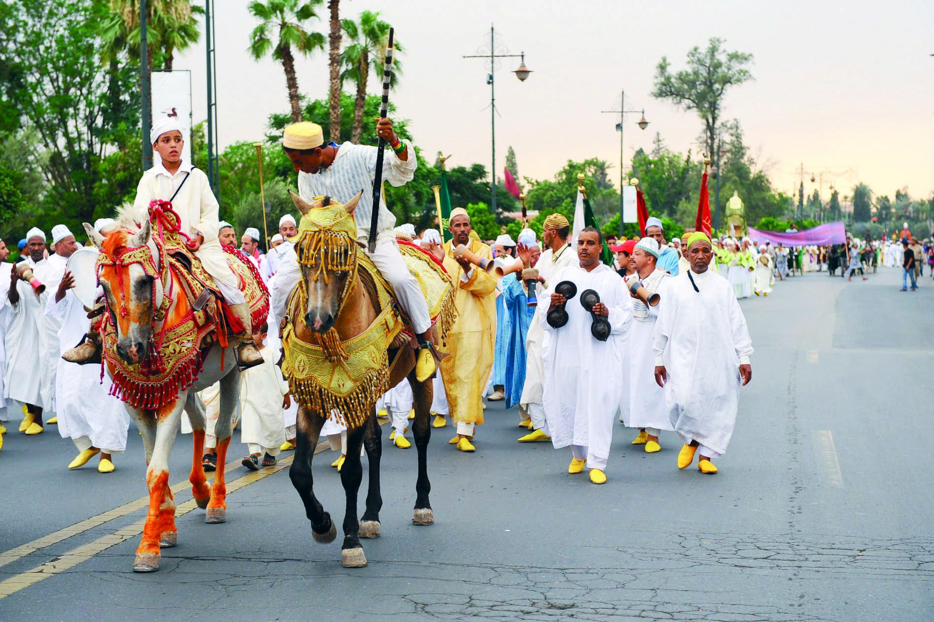 Marrakech: le début de l'été marqué par le retour du FNAP