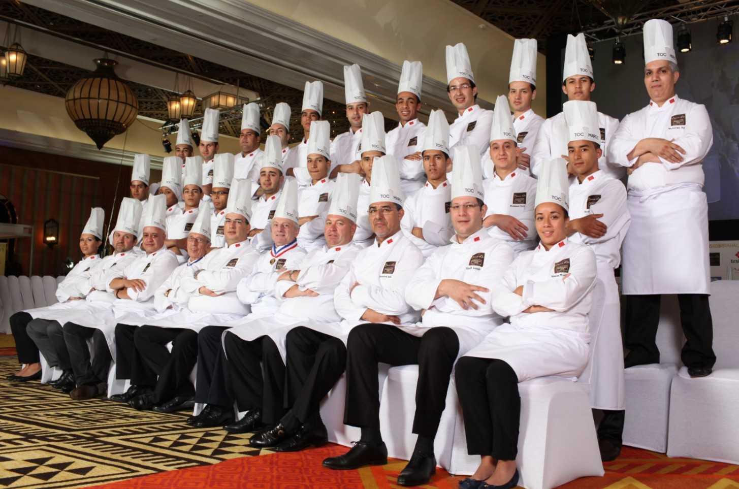 Palmeraie Golf Palace accueille le Tournoi Officiel des Chefs Afrique