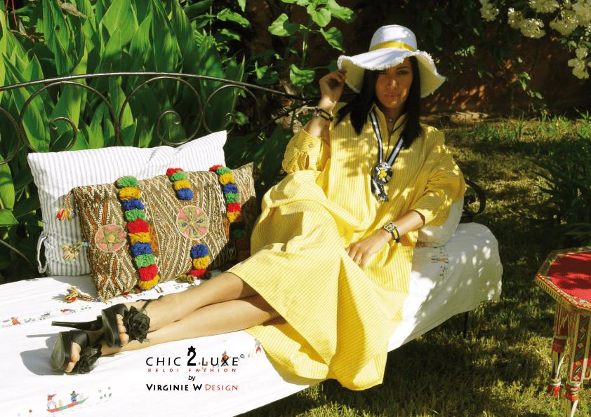 Chic 2 Luxe: l'été s'annonce fashion et coloré