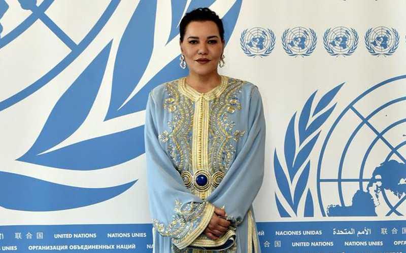 La princesse Lalla Hasnaa salue le combat des femmes pour la protection de l'environnement