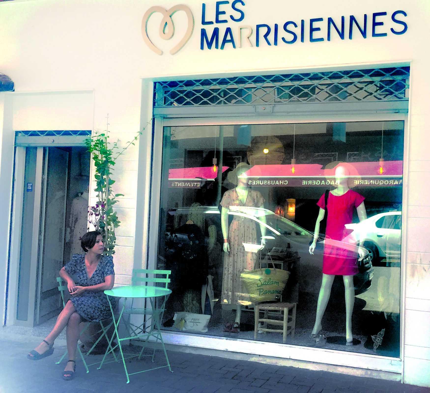 Les Marrisiennes une adresse trendy