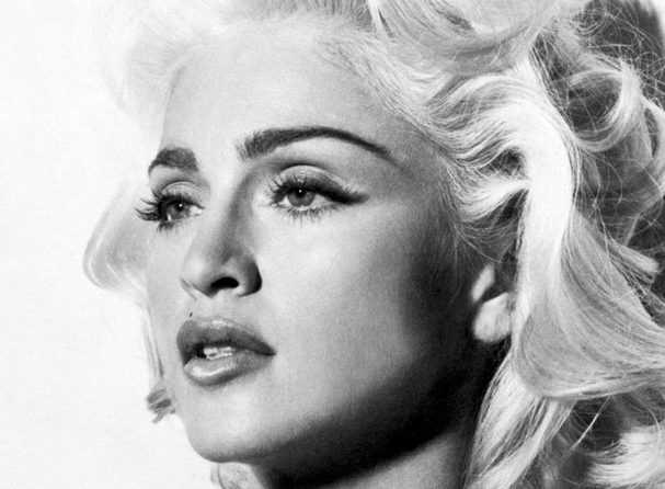 Happy birthday Madonna… à Marrakech