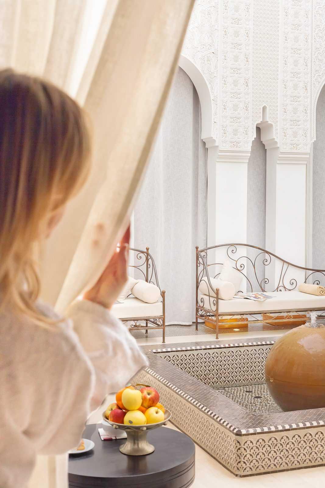 Le Fit&Spa du Pullman Marrakech, cocoonez et boostez votre été!
