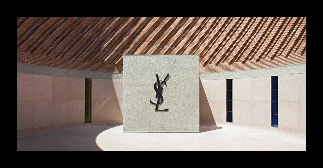 Rotation des modèles au Musée YVES SAINT LAURENT