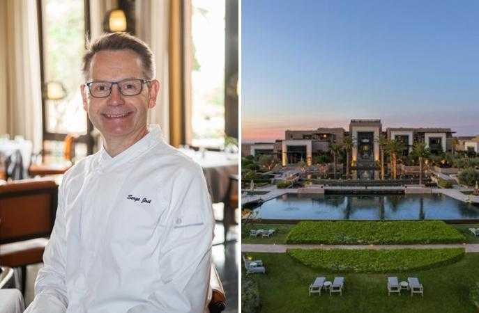 BIENVENUE à SERGE JOST, le nouveau Chef exécutif du FAIRMONT Marrakech