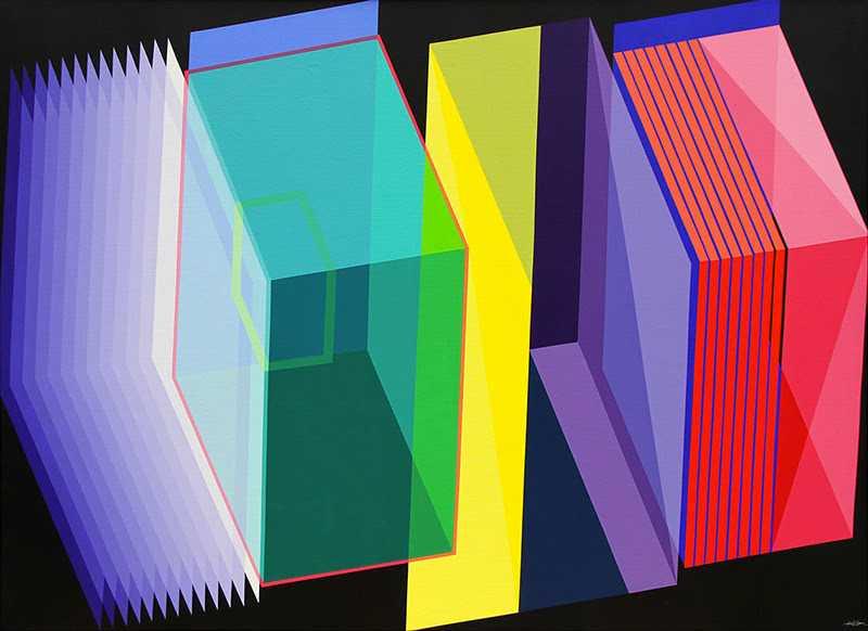 La RENTRÉE artistique de la DAVID BLOCH GALLERY