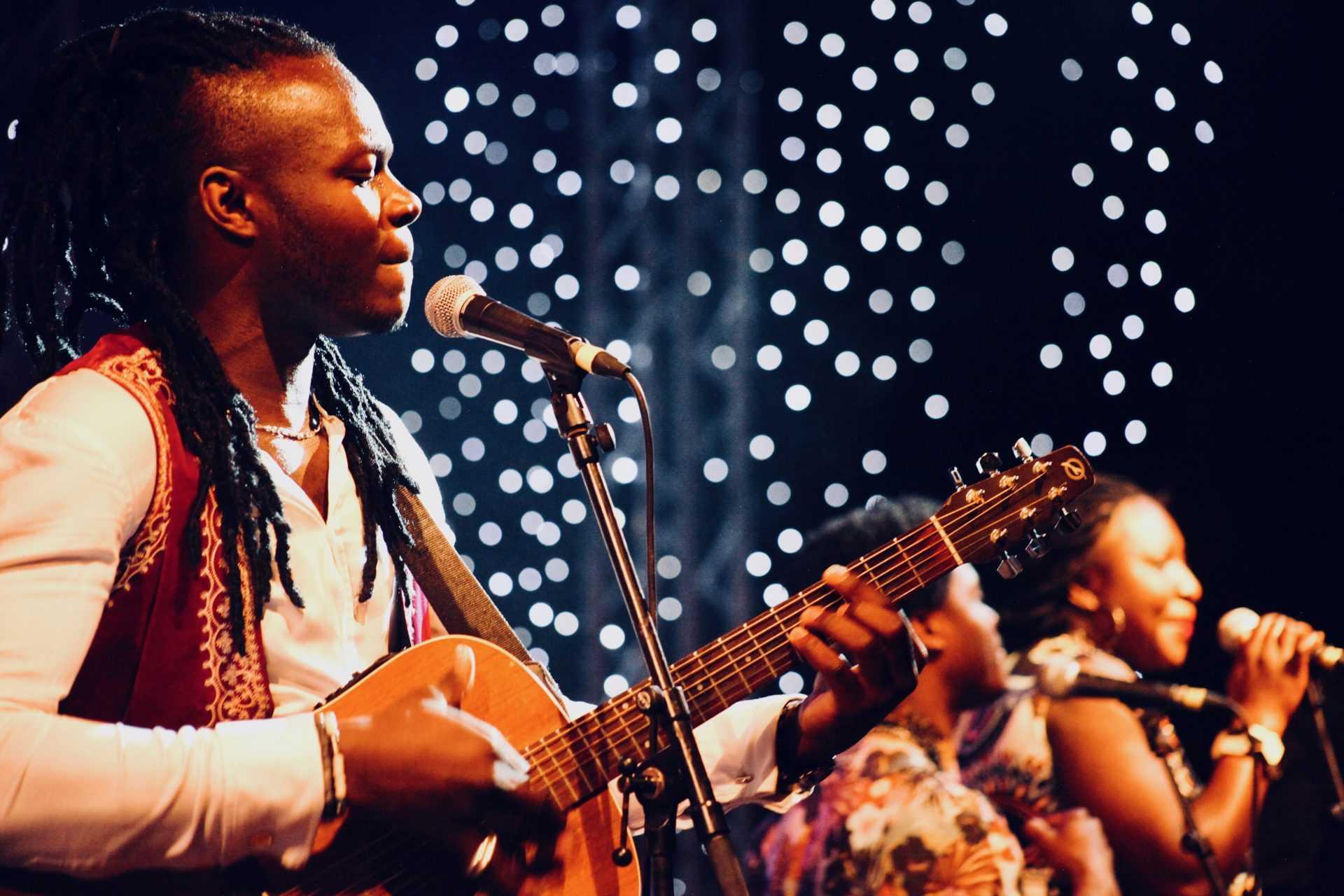 CONCERT afro-groovy à l'Institut français de MARRAKECH
