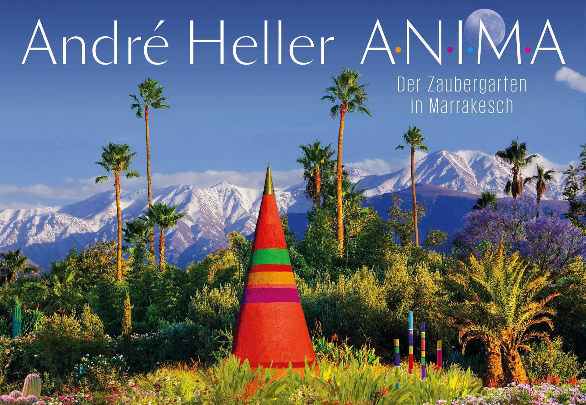 Le jardin ANIMA, en textes et en images
