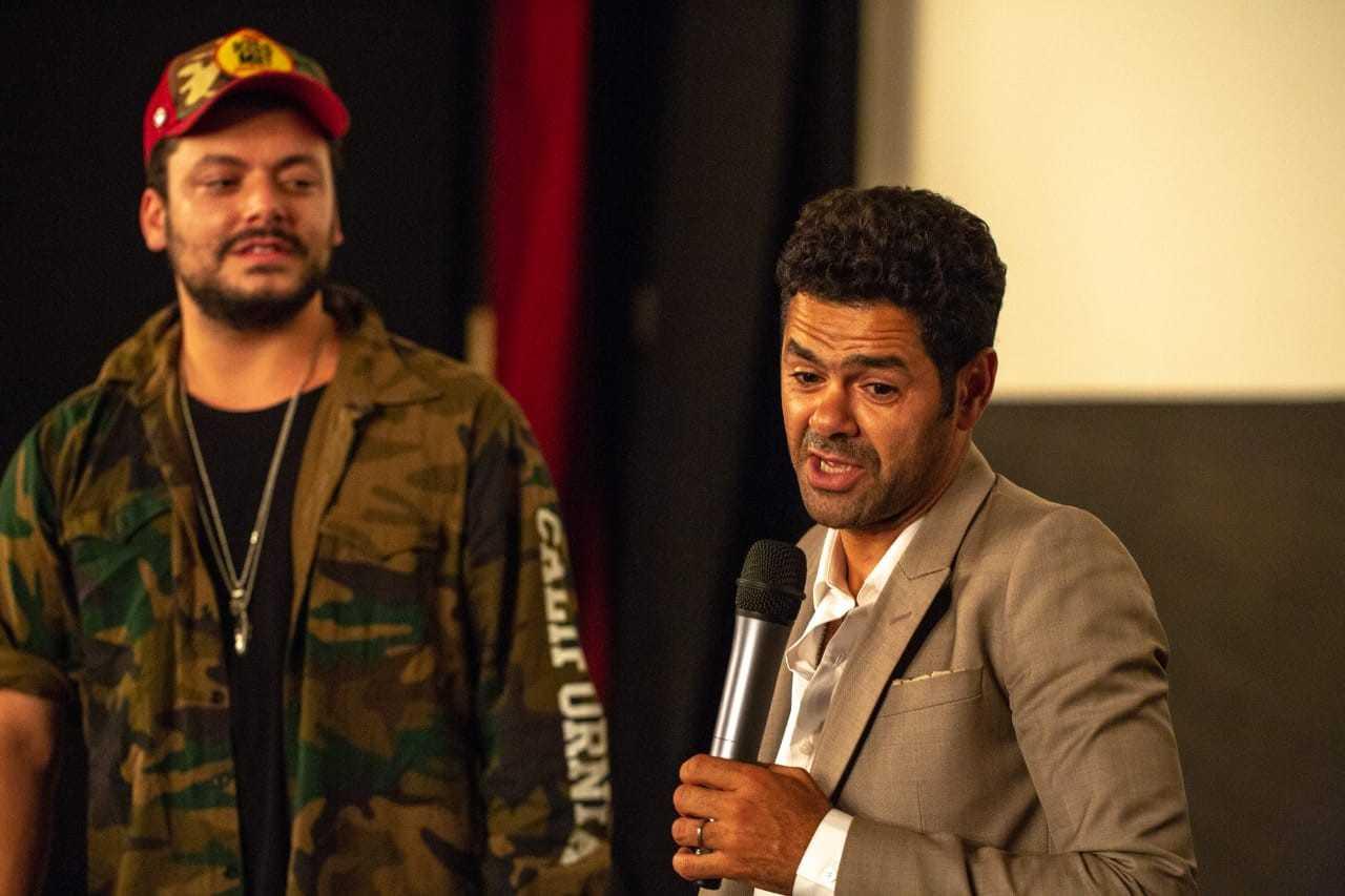 CINÉ – Kev ADAMS et Jamel DEBBOUZE en promo pour ALAD'2
