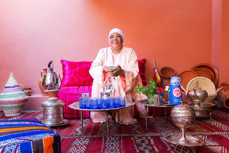L'Atelier d'Assia, apprendre les secrets de la cuisine et du sourire marocain